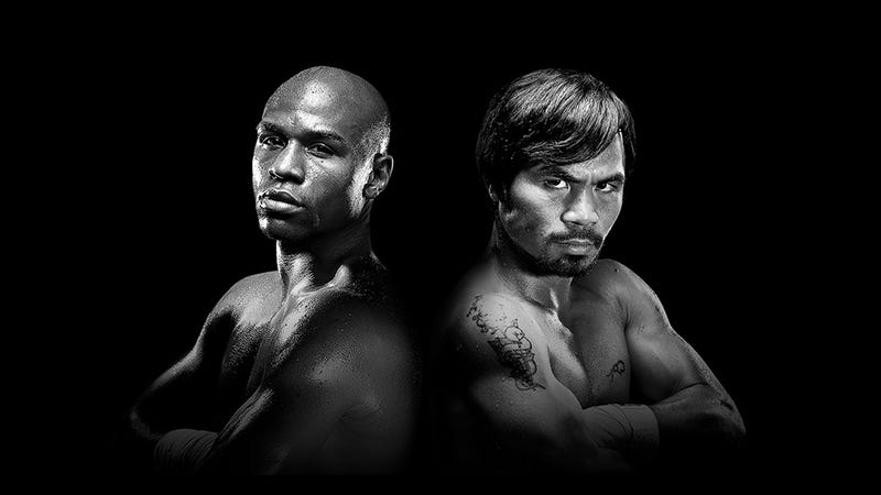 Illustration for article titled Twitch Users Try Bootlegging Mayweather-Pacquiao Fight, Get Banned