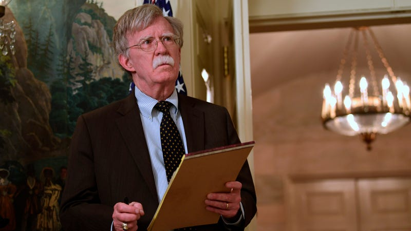 Illustration for article titled Report: John Bolton Thinks the Cyber Is Namby-Pamby Nerd Stuff, Except Maybe the Military Cyber