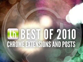 Illustration for article titled Most Popular Chrome Extensions and Posts of 2010