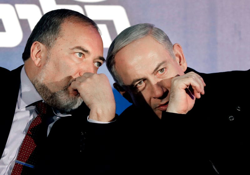 Israel defense minister resigns in spat with Bibi