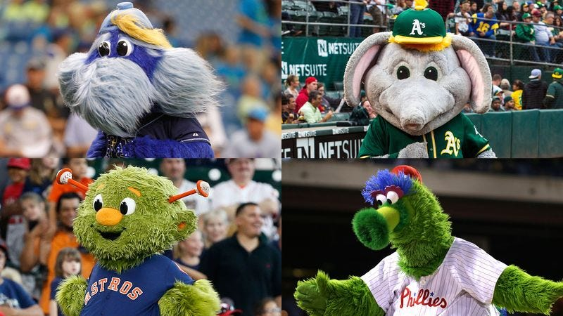 Illustration for article titled MLB Bans Cruel Practice Of Castrating Mascots