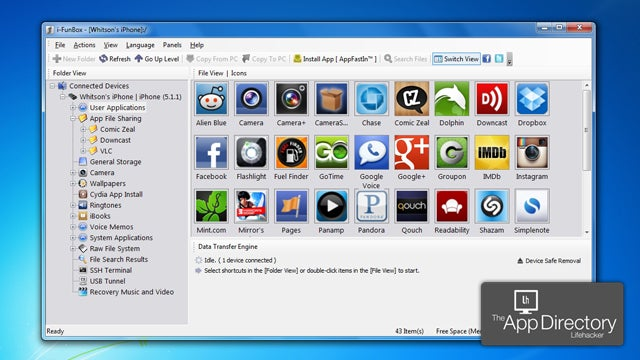 The Best Desktop File Explorer for iPhone (And All the Cool