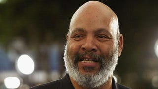 Actor James Avery attends the world premiere of I, Robot July 7, 2004, in Los Angeles.Mark Mainz/Getty Images