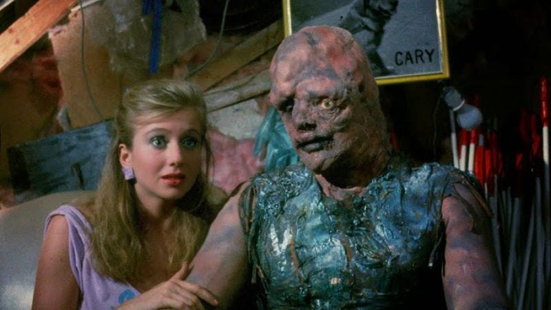 Illustration for article titled The co-director of Sausage Party is re-making The Toxic Avenger