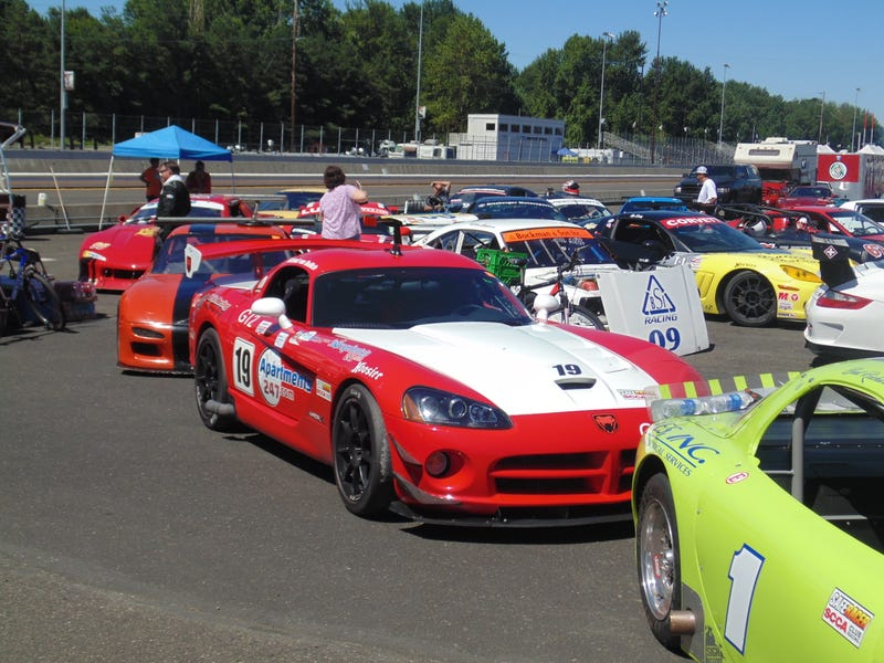 Illustration for article titled SCCA Majors at Portland(Photos)