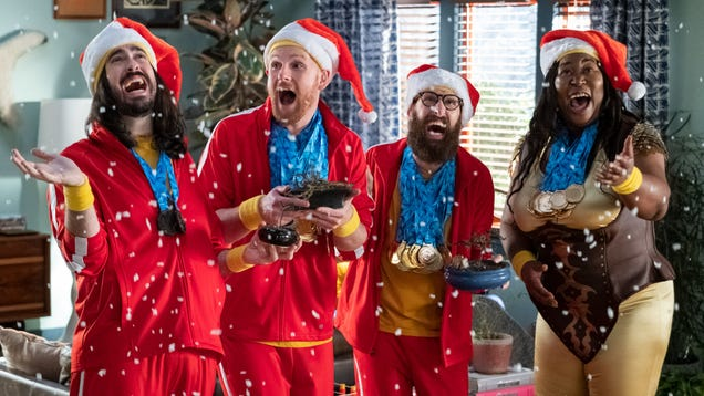 Aunty Donna's Big Ol' House Of Fun is a pure dose of sketch comedy playfulness