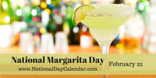 Illustration for article titled NATIONAL MARGARITA DAY – NATIONAL COOK A SWEET POTATO DAY