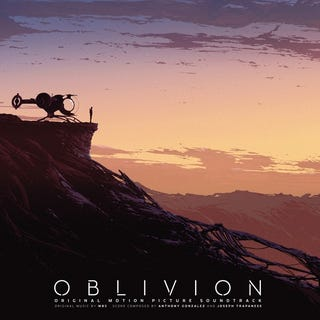 Illustration for article titled I haven't seen the movie yet but the Oblivion soundtrack is pretty great