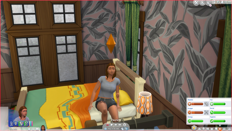 Illustration for article titled The 'Meaningful Stories' Mod Makes Your Sims A Lot Closer To Actual Human Beings