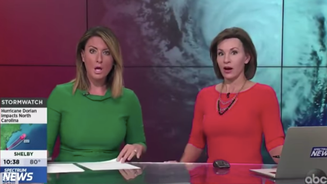 Another year, another compilation of news bloopers