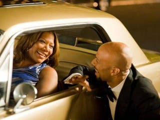 Queen Latifah and Common (David Lee, Fox Searchlight)