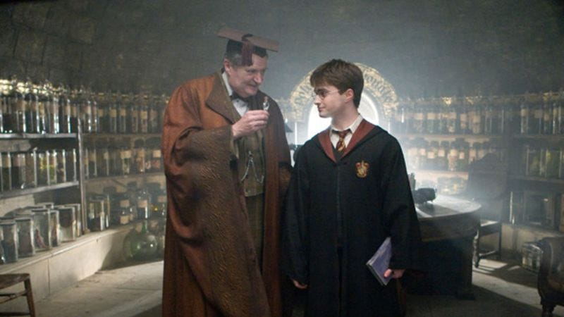 Illustration for article titled Harry Potter is better than the Bible, according to Facebook