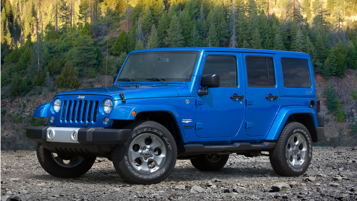 Jeep Wrangler The Ultimate Buyers Guide Yj Engine Diagram Parts List