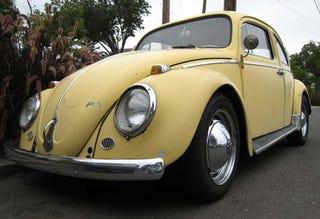 Illustration for article titled 1964 Volkswagen Type 1
