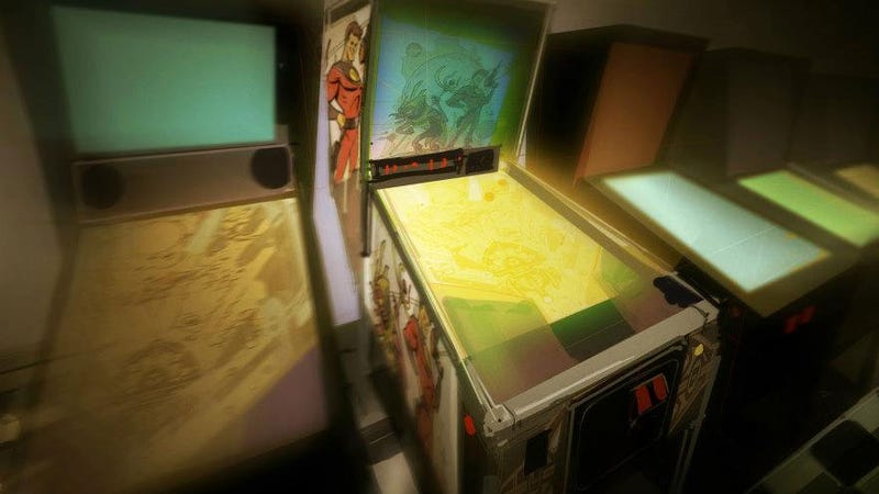 Illustration for article titled Insomniac's Canceled Pinball Project had Powerful Potential