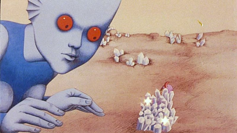Illustration for article titled Fantastic Planet looks as strange today as it must have 40 years ago
