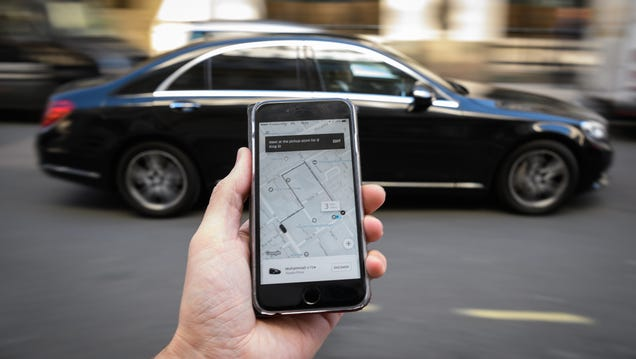 Uber Is Trying to Patent an AI System to Identify Erratic Behavior in Riders
