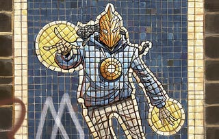 Illustration for article titled A History of Doctor Fate