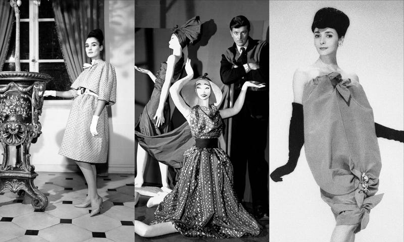 Illustration for article titled Hubert de Givenchy, Father of the House of Givenchy, Dies at 91
