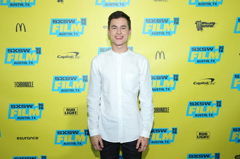 Actor Kian Lawley attends the Shovel Buddies premiere during SXSW 2016 on March 14, 2016, in Austin, Texas. (Neilson Barnard/Getty Images for SXSW)