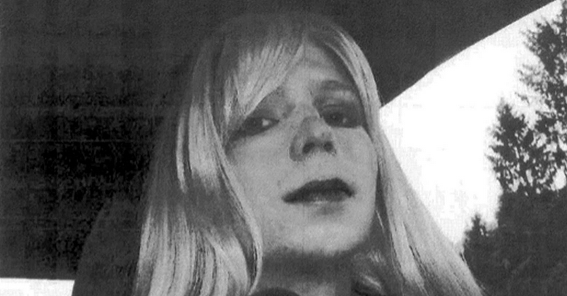 Illustration for article titled Chelsea Manning Faces Solitary Confinement For Having A Copy of Vanity Fair