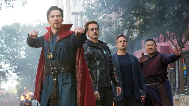 Scott Derrickson is coming back to direct Doctor Strange 2 for a tentative 2021 release