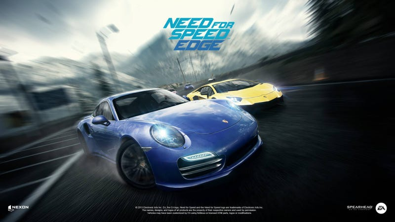 Illustration for article titled Miss Need for Speed: World and Rivals?