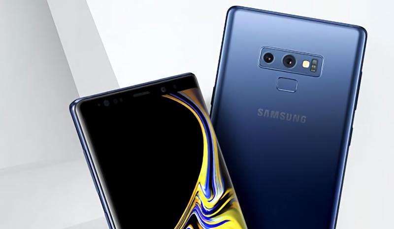 Illustration for article titled El diseño del nuevo Samsung Galaxy Note 9 se filtra por completo
