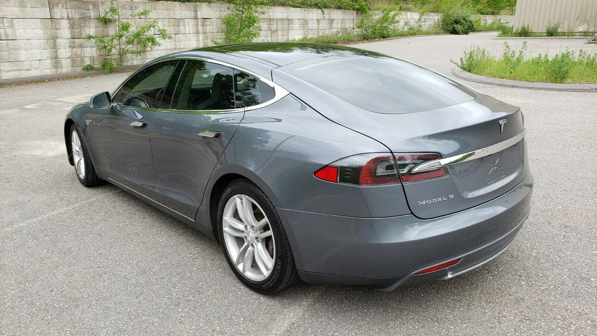 At $29,900, Could This 2013 Model S 85 Mean It's Finally