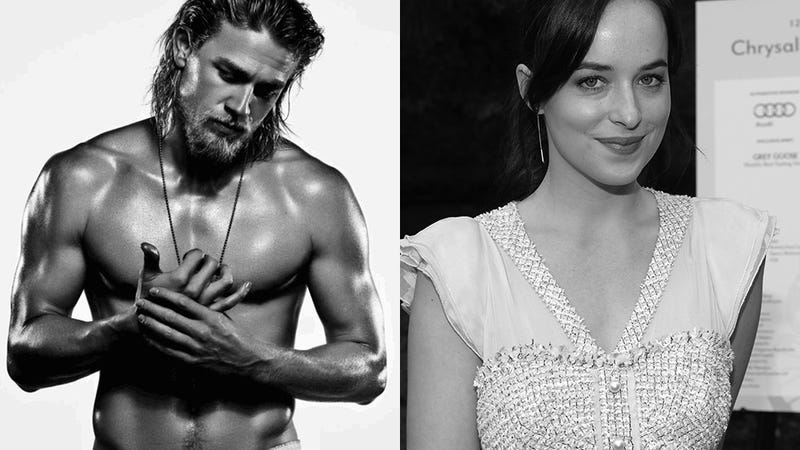 Illustration for article titled ICYMI: These Two Will Be Christian and Ana in the Fifty Shades Flick