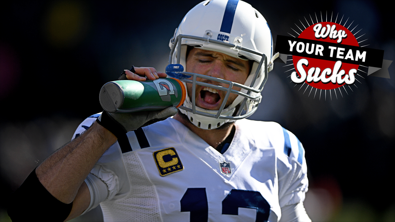 Why Your Team Sucks 2017  Indianapolis Colts 0545adf6e