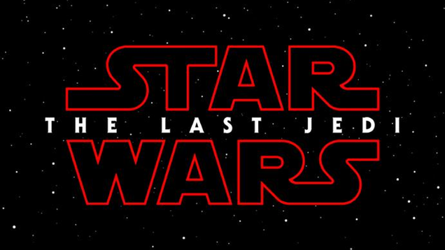 star wars episode viii is now star wars the last jedi