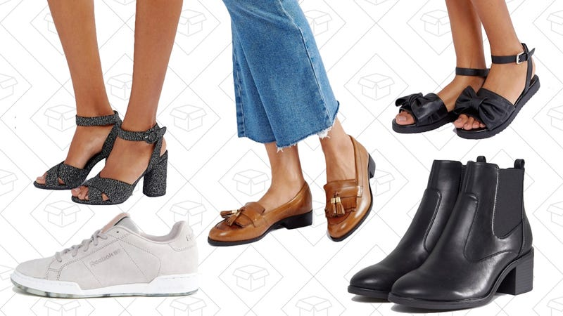 Up to 60% off select shoes | ASOS
