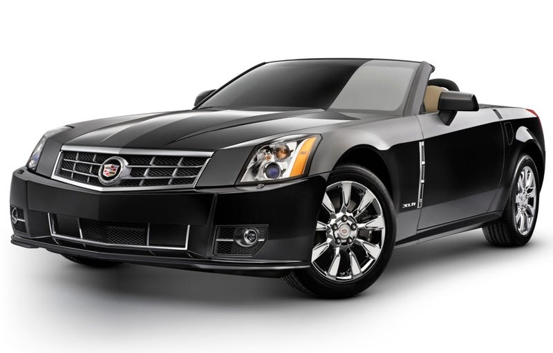 Illustration for article titled Cadillac XLR Is Dead