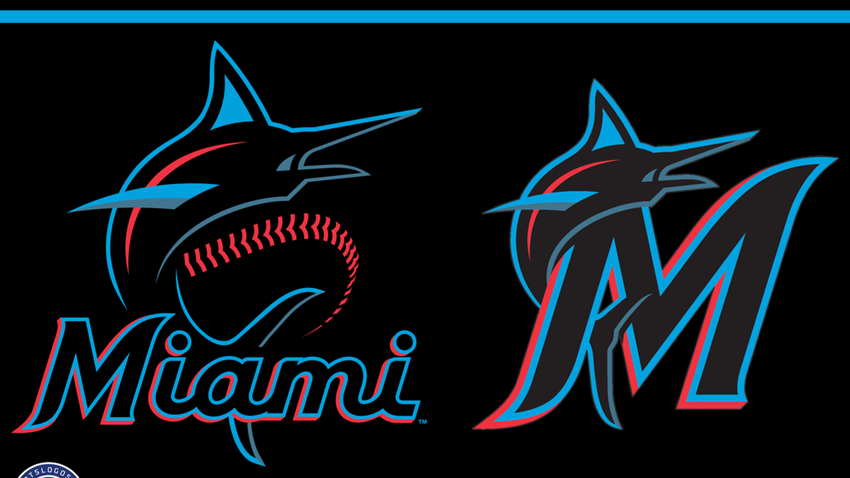 more photos c7621 51f7a The Marlins Have A New Logo And New Uniforms, Again