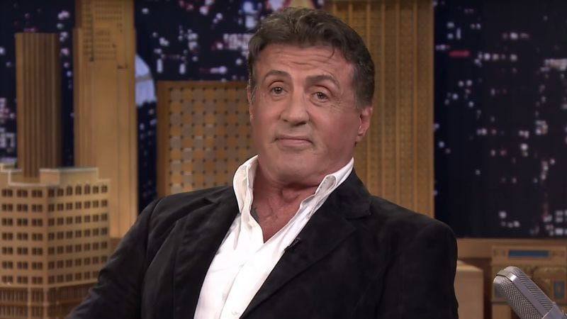 Illustration for article titled Sylvester Stallone to play a Mafia boss in his first major TV role