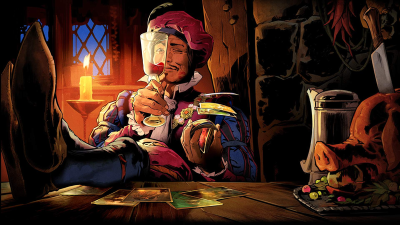 Illustration for article titled Gwent Players Are Worried After No New Information Comes At The Latest Tournament