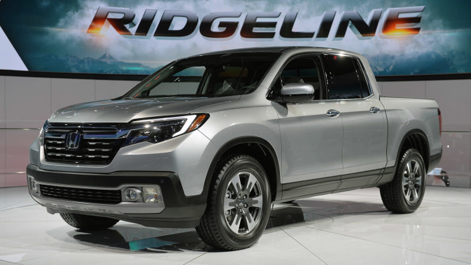 Why I Think The 2017 Ridgeline Being Fwd Based Is Actually Clever Boat Towing With Honda