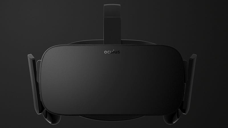 Illustration for article titled Say Hello to the Final Oculus Rift—Coming 2016