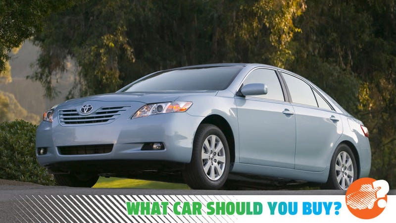 Illustration for article titled I Need a Fast and Reliable Sedan to Replace My Old Camry! What Car Should I Buy?