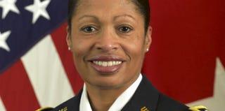 Maj. Gen. Marcia Anderson (U.S. Army Reserve)