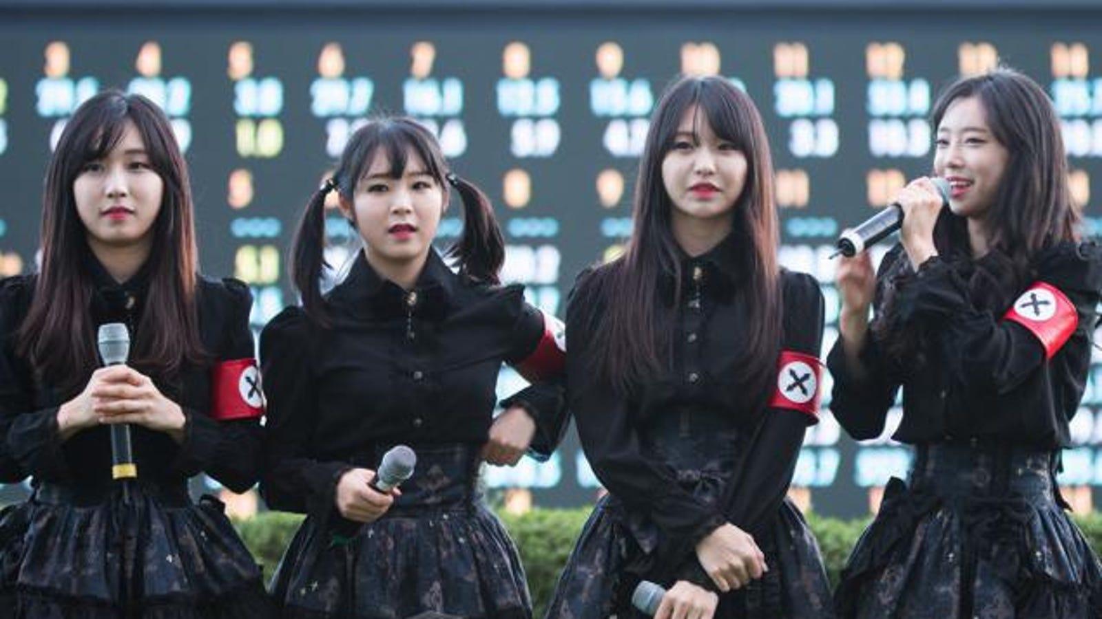 K-pop Group Wears Nazi-Like Uniforms, Controversy Ensues [Update]