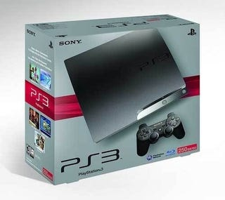 Illustration for article titled 250 GB PS3 Coming November 3 for $349
