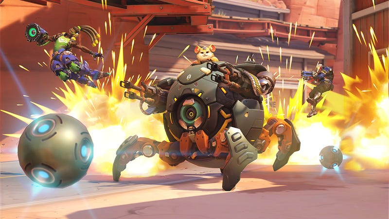 Image result for hammond overwatch