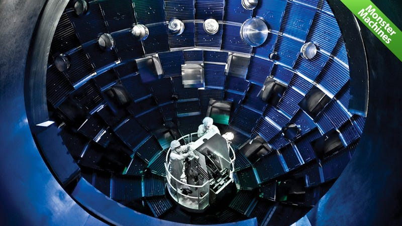 the world s most powerful laser will create tiny stars on earth