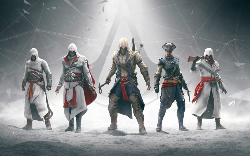 Illustration for article titled Ubisoft Has Three Assassin's Creeds in Development, Vows Innovation