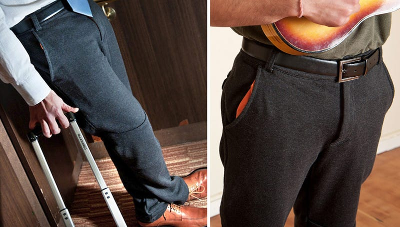 Goodbye Sliced Bread: Dress Pant Sweatpants Officially The ...