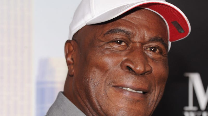 Actor John Amos attends 'Tyler Perry's Madea's Witness Protection' New York Premiere on June 25, 2012 in New York City.