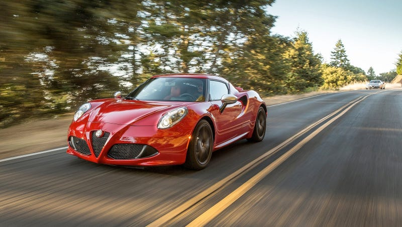 Whatever Replaces The Alfa Romeo C Wont Get A Manual Either - Used alfa romeo 4c for sale