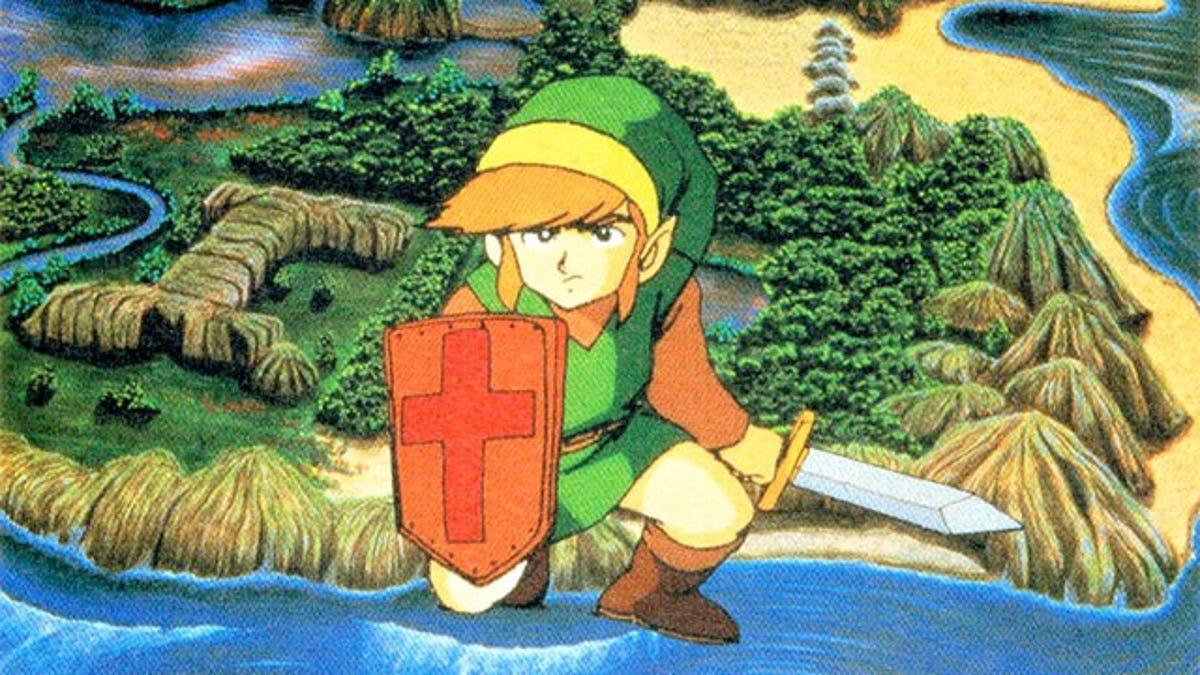 Nintendo, Let's Have Great Metroid & Zelda 25th Anniversaries